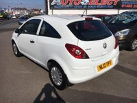 USED 2012 12 VAUXHALL CORSA 1.2 *** ONE OWNER ***