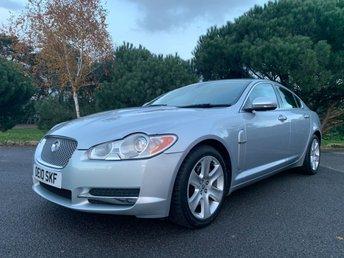 2010 JAGUAR XF 3.0 PREMIUM LUXURY V6 4d AUTO 238 BHP £8950.00