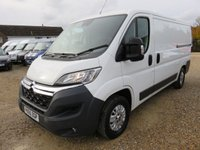 2015 CITROEN RELAY 2.2 35 L2H1 ENTERPRISE HDI 130 BHP SAT NAV CLIMATE AIR CON £11995.00
