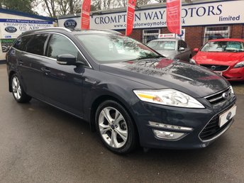 2014 FORD MONDEO 2.0 TITANIUM X BUSINESS EDITION TDCI 5d 138 BHP £10500.00