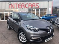 USED 2015 64 RENAULT CAPTUR 1.5 DYNAMIQUE MEDIANAV ENERGY DCI S/S 5d 90 BHP STUNNING CAR THATS LOW ON INSURANCE
