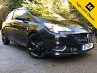 2015 VAUXHALL CORSA 1.2 LIMITED EDITION 3d 69 BHP £5990.00