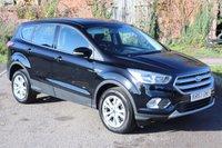2017 FORD KUGA 1.5 ZETEC 5d AUTO 180 BHP £18995.00