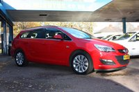 2015 VAUXHALL ASTRA 1.6 TECH LINE 5dr AUTO 115 BHP £7595.00