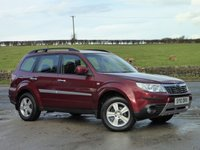 USED 2010 10 SUBARU FORESTER 2.0 XS 5d AUTO 150 BHP GREAT SPEC, LOW MILEAGE, LOVELY PAINT FINISH