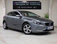 2014 VOLVO V40 1.6 D2 SE 5d AUTO 113 BHP £9980.00