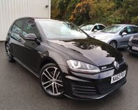 USED 2013 63 VOLKSWAGEN GOLF 2.0 GTD 5d 181 BHP