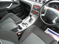 USED 2010 60 FORD S-MAX 2.0 ZETEC TDCI 5d AUTO 138 BHP