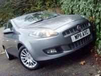 2011 FIAT BRAVO 1.6 DYNAMIC ECO MULTIJET 5d 105 BHP £3299.00