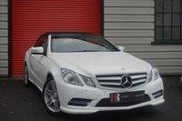 2013 MERCEDES-BENZ E CLASS 2.1 E250 CDI BLUEEFFICIENCY SPORT 2d AUTO 204 BHP £15995.00