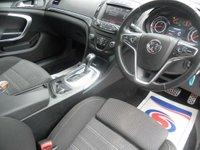 USED 2014 64 VAUXHALL INSIGNIA 2.0 SRI NAV CDTI 5d AUTO 160 BHP