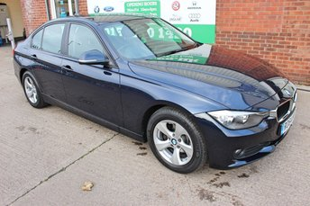 2014 BMW 3 SERIES 2.0 320D EFFICIENTDYNAMICS 4d 161 BHP £10999.00