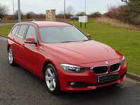 USED 2012 62 BMW 3 SERIES 2.0 320D SE TOURING 5d AUTO 181 BHP BLUETOOTH, ELECTRIC BOOT, 17'' ALLOYS