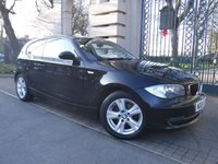 2008 BMW 1 SERIES 1.6 116I SE 3d 121 BHP £3695.00