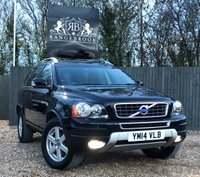 USED 2014 14 VOLVO XC90 2.4 D5 ES AWD 5dr AUTO 7 SEATS 1 Year Parts & Labour Warranty