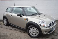 2009 MINI HATCH ONE 1.4 ONE 3d 94 BHP £4366.00