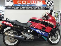 1993 HONDA CBR1000F 998cc CBR1000F-K  £3995.00