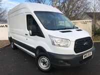 USED 2015 15 FORD TRANSIT 350 RWD 2.2 125 BHP L3 H3**70 VANS IN STOCK***