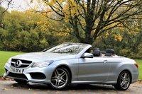 USED 2015 M MERCEDES-BENZ E CLASS 2.1 E220 BLUETEC AMG LINE 2d AUTO 174 BHP