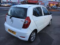 USED 2011 61 HYUNDAI I10 1.2 Active *** 12 MONTHS WARRANTY! ***