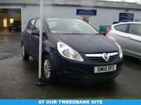 USED 2010 10 VAUXHALL CORSA 1.2 LIFE CDTI 5d 73 BHP AT OUR TWEEDBANK SITE
