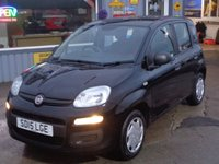 USED 2015 15 FIAT PANDA 1.2 POP 5d 69 BHP  50K £30 a year road tax