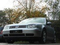 USED 2003 53 VOLKSWAGEN GOLF 2.8 V6 4MOTION 5d 200 BHP ONLY 84K FSH A/C P/SENSORS VGC
