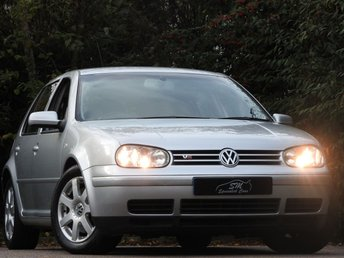 2003 VOLKSWAGEN GOLF 2.8 V6 4MOTION 5d 200 BHP £2190.00