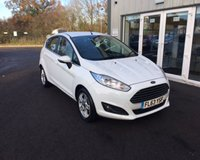 USED 2013 63 FORD FIESTA 1.0 ZETEC ECOBOOST (100PS) THIS VEHICLE IS AT SITE 2 - TO VIEW CALL US ON 01903 323333