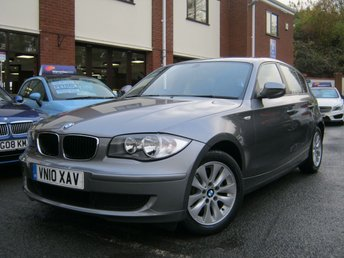 2010 BMW 1 SERIES 2.0 116I ES 5d 121 BHP £SOLD