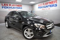 2015 MERCEDES-BENZ GLA-CLASS 2.1 GLA200 CDI SPORT EXECUTIVE 5d 136 BHP £15999.00