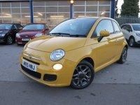 2015 FIAT 500 1.2 S 3d 69 BHP £6999.00