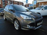 2014 FORD KUGA 2.0 TITANIUM X TDCI 5d AUTO 160 BHP £12994.00