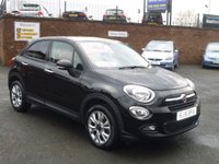 2016 FIAT 500X 1.4 MULTIAIR POP STAR 5d 140 BHP £9600.00