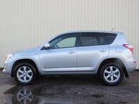 USED 2012 12 TOYOTA RAV4 2.2 XT-R D-CAT 5d AUTO 150 BHP