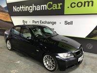 2008 BMW 3 SERIES 2.0 320I EDITION M SPORT 4d 168 BHP £3495.00