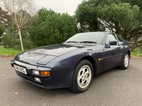 USED 1988 F PORSCHE 944 2.5 S 16V 2d 190 BHP SUPERB!!!LAST OWNER 25 YEARS LOVELY 80s CLASSIC IN A1 CONDITION WITH A TOTAL SERVICE HISTORY