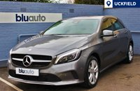 USED 2016 16 MERCEDES-BENZ A 180 1.5D SPORT PREMIUM 5d AUTO  Huge Specification - Full Leather Interior with Heated Front Seats, Front & Rear Sensors with Reverse Camera, Satellite Navigation, Dual Climate & Cruise Control.