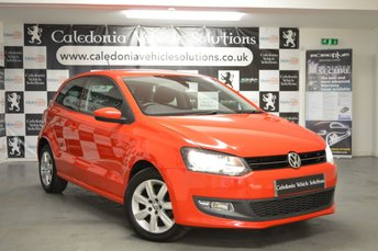 2012 VOLKSWAGEN POLO 1.4 MATCH 3d 83 BHP £5995.00