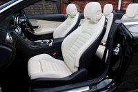 USED 2017 67 MERCEDES-BENZ C-CLASS 2.1 C250d AMG Line (Premium Plus) Cabriolet 9G-Tronic Plus (s/s) 2dr **NOW SOLD**