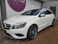 2013 MERCEDES-BENZ A CLASS 1.6 A180 BLUEEFFICIENCY SE 5d 122 BHP £12995.00