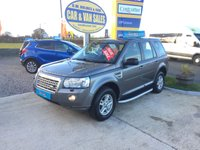 2009 LAND ROVER FREELANDER 2 HSE 2.2 TD4 4X4 **AUTOMATIC**9 SERVICE STAMPS** £9495.00