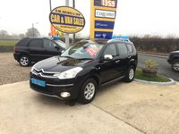 2008 CITROEN C-CROSSER CODE 2.2 HDI 4X4 **7 SEATER**RECENT TIMING BELT** £5995.00
