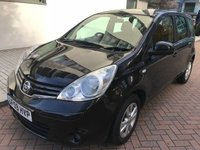 2009 NISSAN NOTE 1.6 ACENTA 5d AUTO 110 BHP £SOLD