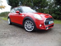 2014 MINI HATCH COOPER 2.0 COOPER S 3d 189 BHP £10495.00