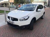 2013 NISSAN QASHQAI 1.6 ACENTA 5d AUTO 117 BHP £SOLD