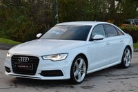 USED 2012 12 AUDI A6 2.0 TDI S LINE 4d 177 BHP ** PART EXCHANGE WELCOME** **FINANCE AVAILABLE**