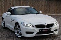 2013 BMW Z4 2.0 Z4 SDRIVE28I M SPORT ROADSTER 2d 242 BHP £15995.00