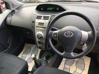 USED 2008 08 TOYOTA YARIS 1.3 T3 VVT-I 5d 86 BHP