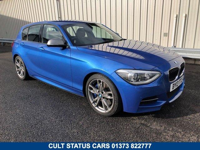 2013 13 BMW 1 SERIES 3.0 M135I M SPORT AUTO